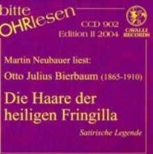Bitte OHRlesen - Edition II 2004:Otto Julius Bierbaum, CD