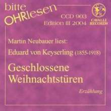 Bitte OHRlesen - Edition III 2004:Eduard von Keyserling, CD