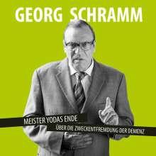 Georg Schramm: Meister Yodas Ende, 2 CDs