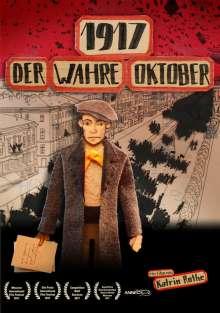 1917 - Der wahre Oktober, DVD