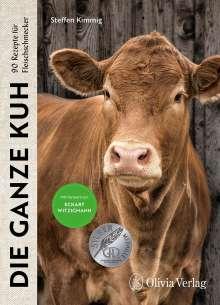 Steffen Kimmig: Die ganze Kuh, Buch