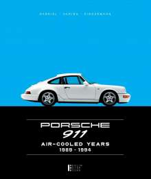 Andreas Gabriel: Limited Edition 2019 - Porsche 911 Air-Cooled Years 1989-1994, Buch