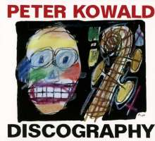 Peter Kowald (1944-2001): Discography, 4 CDs