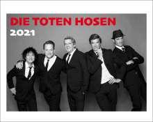 Die Toten Hosen: Kalender 2021, Kalender