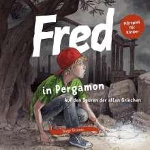 Birge Tetzner: Fred 03. Fred in Pergamon, CD