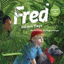 Birge Tetzner: Fred 07. Fred bei den Maya - Der Aufstand der Jaguarkrieger, CD