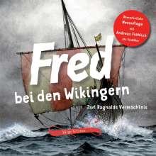 Birge Tetzner: Fred bei den Wikingern, 2 CDs