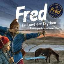 Birge Tetzner: Fred im Land der Skythen, CD