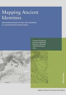 Mapping Ancient Identities, Buch