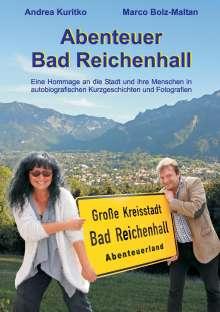 Andrea Kuritko: Abenteuer Bad Reichenhall, Buch