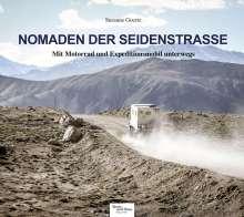Susanne Goertz: Nomaden der Seidenstraße, Buch