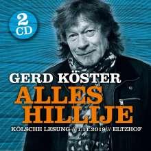 Gerd Köster: Alles Hillije, 2 CDs