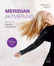 Michaela Busch: Meridian Aktivierung, Buch
