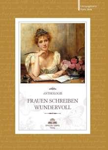 Heike Hoffmann: Frauen schreiben wundervoll, Buch
