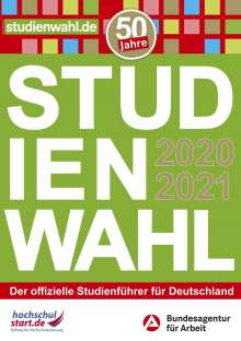 Studienwahl 2020/2021, Buch