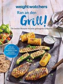 Weight Watchers - Ran an den Grill!, Buch