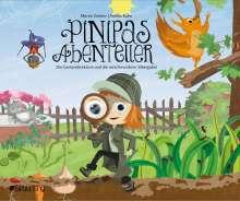 Martin Grolms: Pinipas Abenteuer 3, Buch
