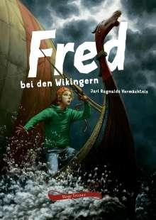 Birge Tetzner: Fred bei den Wikingern, Buch