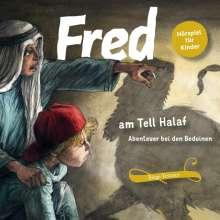 Birge Tetzner: Fred am Tell Halaf, CD