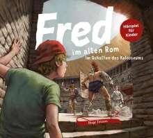 Birge Tetzner: Fred im alten Rom, 2 CDs