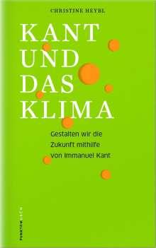 Christine Heybl: Kant und das Klima, Buch