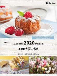 Mein Jahr 2020 mit dem ARD Buffet, Buch
