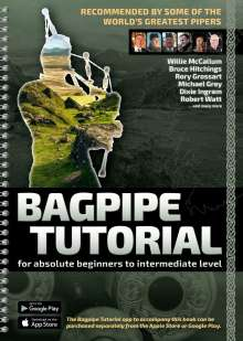 Andreas Hambsch: Bagpipe Tutorial - Recommended by the best pipers in the world, Buch