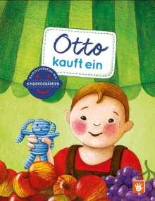 Birgit Butz: Otto kauft ein, Buch