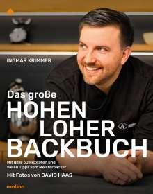 Ingmar Krimmer: Das große Hohenloher Backbuch, Buch