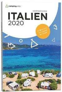 Campingführer Italien 2020, Buch
