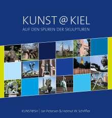 Jan Petersen: Kunst@Kiel - Auf den Spuren der Skulpturen, Buch