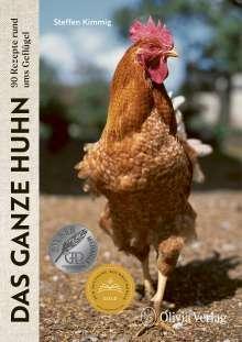 Steffen Kimmig: Das ganze Huhn, Buch