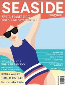 SEASIDE Magazin 2021, Buch