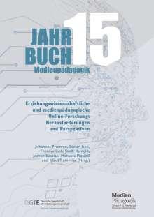 Alessandro Barberi: Jahrbuch Medienpädagogik 15: Erziehungswissenschaftliche und medienpädagogische Online-Forschung: Herausforderungen und Perspektiven, Buch