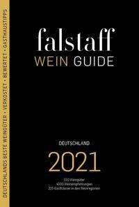 Ulrich Sautter: falstaff Weinguide Deutschland 2021, Buch