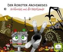 Prinz Rupi: Archimedes und die Rasselbande, Buch