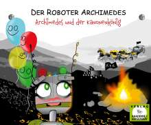 Prinz Rupi: Archimedes und der Kanonenkönig, Buch