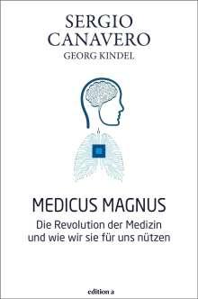 Sergio Canavero: Medicus magnus, Buch