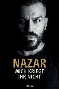 Nazar: Mich kriegt ihr nicht, Buch