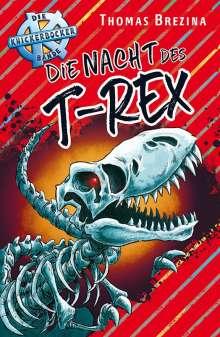 Thomas Brezina: Die Nacht des T-Rex, Buch