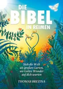 Thomas Brezina: Die Bibel in Reimen, Buch