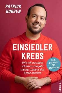 Patrick Budgen: Einsiedlerkrebs, Buch