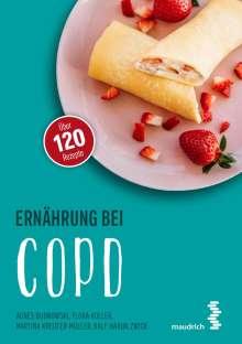 Agnes Budnowski: Ernährung bei COPD, Buch