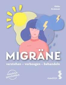 Ulrike Grabmair: Migräne, Buch