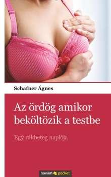 Schafner Ágnes: Az ördög amikor beköltözik a testbe, Buch