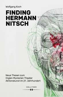 Wolfgang Koch: Finding Hermann Nitsch, Buch