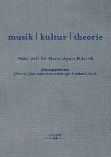 musik | kultur | theorie, Buch