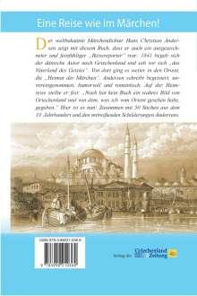 Hans Christian Andersen: Griechenland und der Orient, Buch