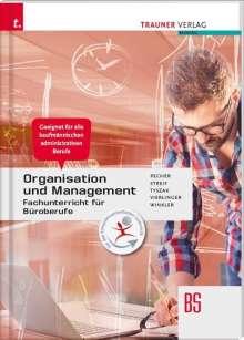 Kurt Pecher: Organisation und Management, Fachunterricht für Büroberufe, Buch