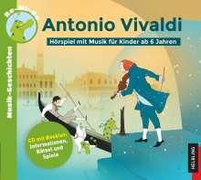 Hörspiel mit Musik - Antonio Vivaldi, CD